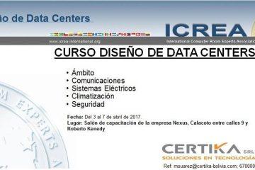 Primer Curso de Diseño de Data Center