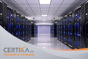 CERTIKA SRL Data Center